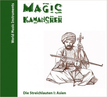 World Music Instruments - Streichlauten 1: Asien